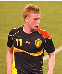 Kevin De Bruyne, or Kevin Brown