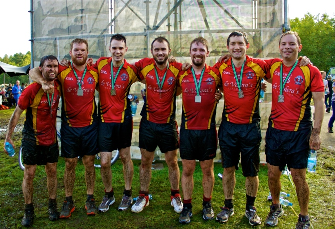 Race Against Nature: Belgium GAA overcome muddy obstacles