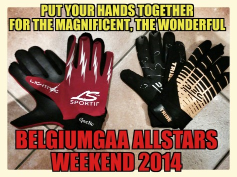 BelgiumGAA_AllStars2014 - it's here.