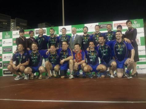 europe podium